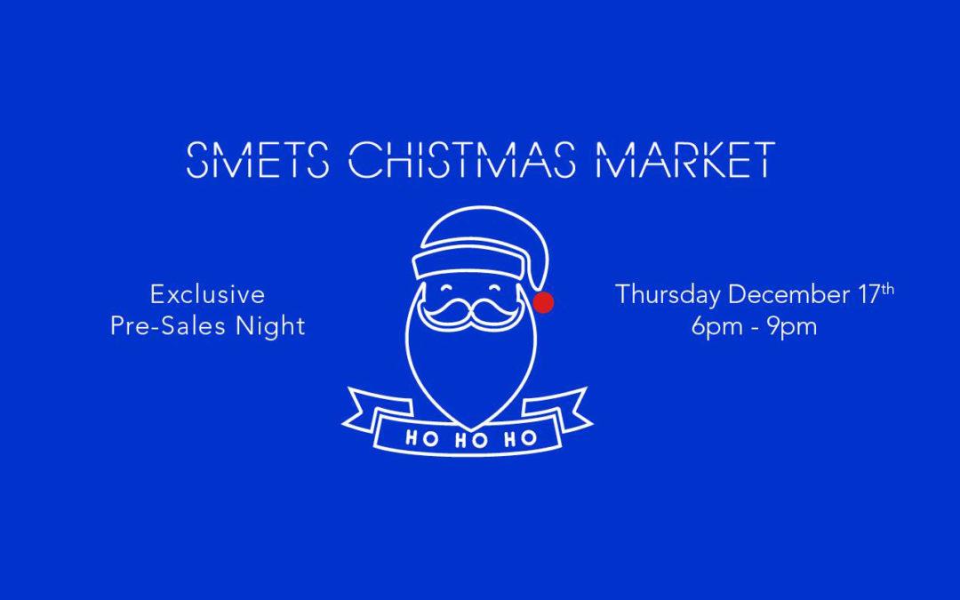 Smets Christmas Market with la Réserve Royale