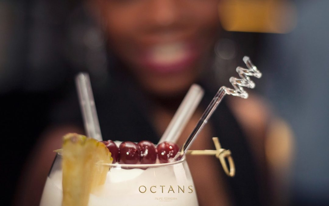 Réserve Royale Cocktails release and Marvin Brooks live at Octan's