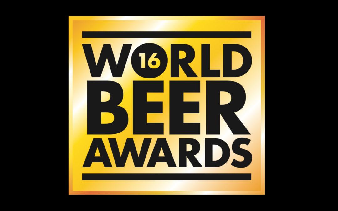 Gold Medal at the World Beer Awards 2016